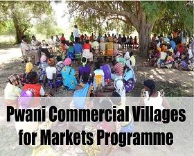 KENYA | Pwani Commercial Villages for Markets Programme